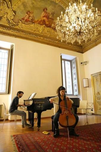 A Palazzo Cisterna trova casa la scuola di specializzazione post laurea in beni musicali strumentali