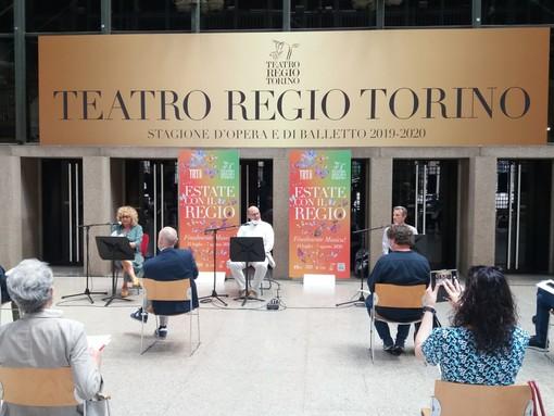 """Il Regio riparte con la musica dal vivo, Schwarz: """"Repertorio insolito per far rinascere il teatro"""""""