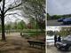 Pasquetta, il silenzio assordante dei parchi torinesi: niente picnic alla Colletta, in piazza D'Armi e alla Pellerina (FOTO e VIDEO)