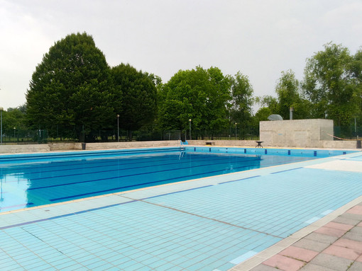 La piscina della Colletta