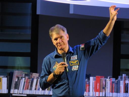 Si prolunga il Festival dell'innovazione e della scienza con Paolo Nespoli, l'astronauta dei record