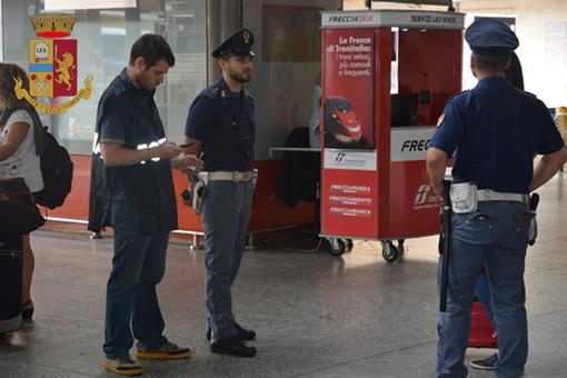 Da due anni senza permesso di soggiorno, sorpreso a Carmagnola: espulso dall'Italia