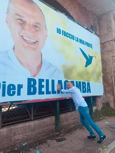 """Elezioni a Moncalieri, """"io faccio la mia parte"""" lo slogan di Pier Bellagamba"""