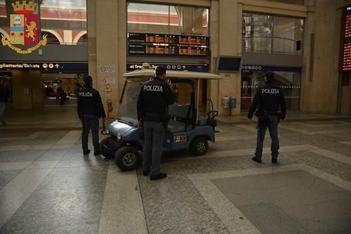 Denunciato a Porta Nuova trentaduenne ubriaco per resistenza e oltraggio a pubblico ufficiale