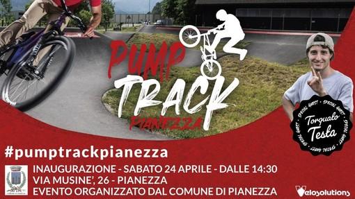 uBroker partner del nuovo circuito 'pump track' di Pianezza