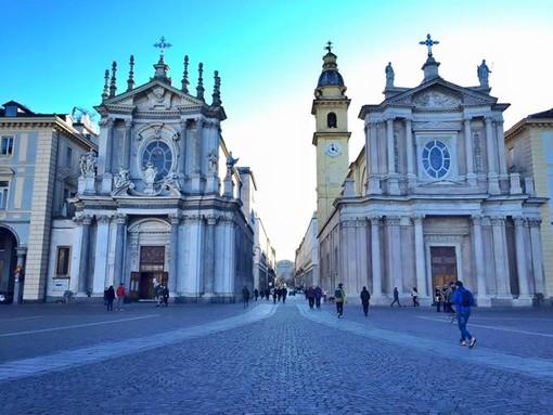 Real Chiesa di santa Cristina: arrivano in piazza San Carlo le reliquie di Santa Faustina