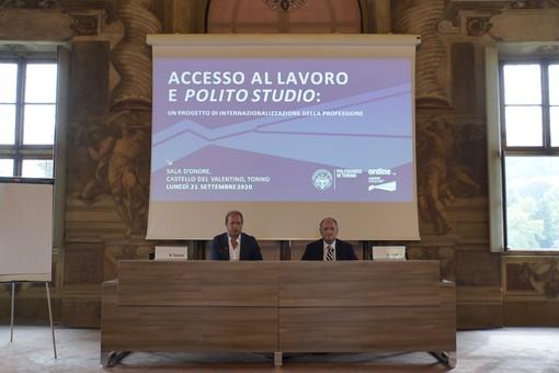 Patto per il lavoro tra Politecnico e Ordine degli Architetti di Torino, nasce Polito Studio