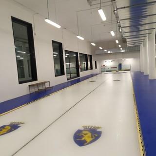 Torino, al PalaTazzoli due nuove piste da curling