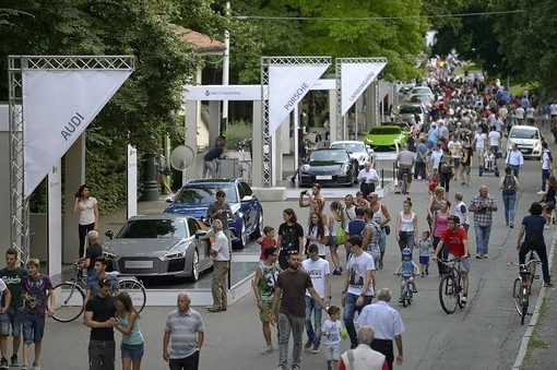 Si svolgerà a giugno nel Parco del Valentino il nuovo Salone dell'Auto di Torino