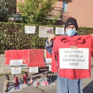Venaria e la Giornata Internazionale contro la violenza sulle donne