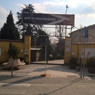 Ingresso del Parco le Serre di Grugliasco