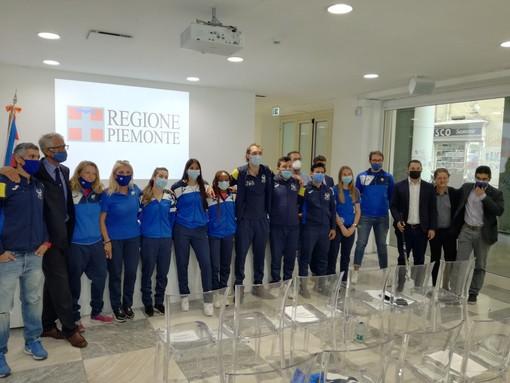 presentazione squadre in Regione Piemonte
