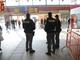 controlli della Polizia a Porta Nuova - archivio