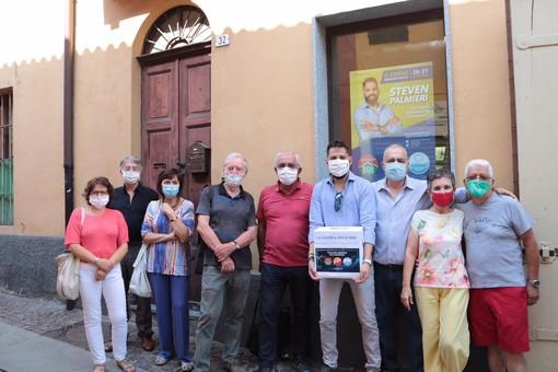 """Porte aperte per Alpignano"": inaugurati oggi i comitati elettorali per Steven Palmieri sindaco"