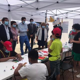 """Arcipelago Educativo, il progetto a sostegno dei bimbi post lockdown parte da Torino: """"Nessuno deve rimanere indietro"""" [FOTO e VIDEO]"""
