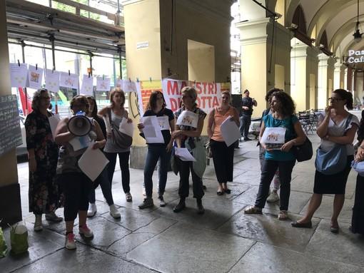 Venerdì 25 sciopero indetto da Cub Scuola in difesa dei precari