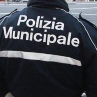 Agente della polizia municipale, immagine di repertorio