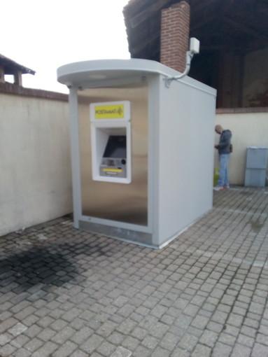 Installato nuovo postamat a Lombardore