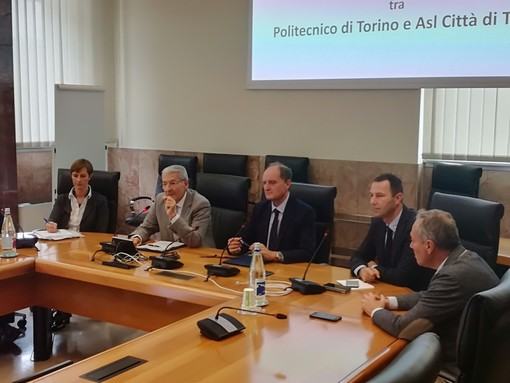 Poli e Asl insieme per sviluppare la telemedicina e ridurre le disparità a Torino sull'aspettativa di vita