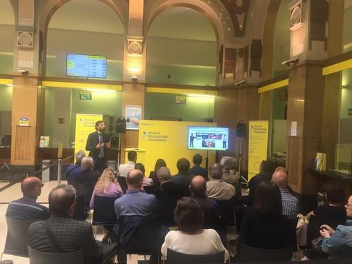 Poste Italiane, l'educazione finanziaria si fa negli uffici di Torino Centro