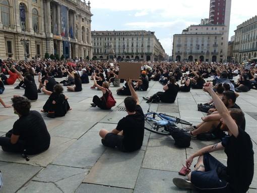 Black lives matter Grugliasco, sabato 27 flash mob contro il razzismo