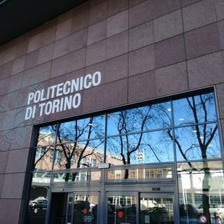 uno degli ingressi del Politecnico di Torino