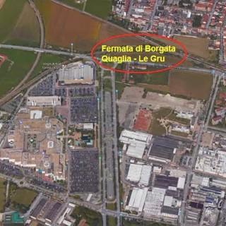 """Sfm5, i dubbi del Comune sulla stazione Le Gru: """"E' un muro tra Torino e Grugliasco, troppo consumo di suolo"""""""
