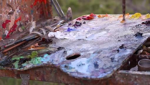 """A Chieri la mostra di pittura """"Colori in festa. Colori in libertà"""""""