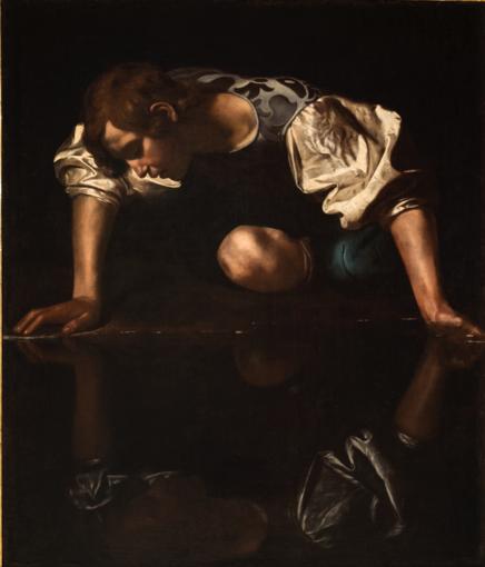 Il Narciso di Caravaggio
