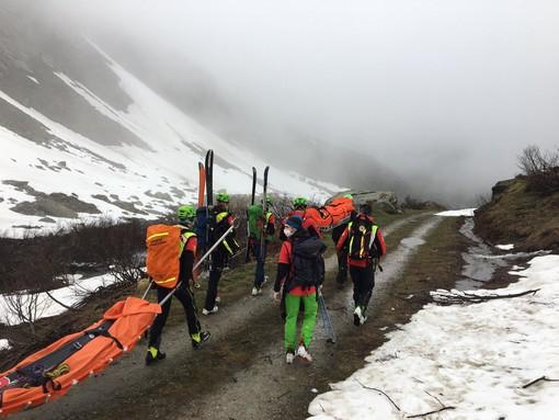 Soccorso Alpino, nel 2019 sono state 1.989 le chiamate arrivate: è record assoluto