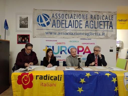 foto di archivio di Radicali e +Europa