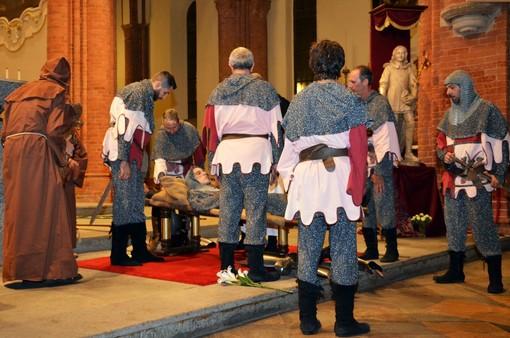 Moncalieri, il coronavirus cambia ma non cancella le celebrazioni per il Beato Bernardo