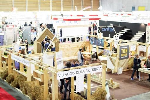 Restructura 2019, al Lingotto Fiere anche l'Agenzia delle Entrate ha il suo stand