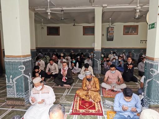 """L'Islam torinese festeggia la fine di un Ramadan """"speciale"""" [VIDEO]"""