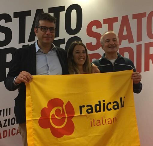 Radicali, De Grazia e Degiorgis eletti coordinatori dell'associazione Aglietta per il 2020