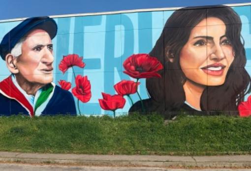 murales della memoria