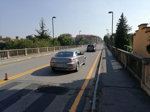 Alpignano, riaperto il ponte sulla strada provinciale 178