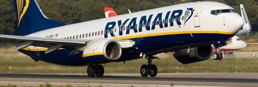 Ryanair amplia i voli da Torino: dal 25 ottobre il nuovo collegamento per Napoli