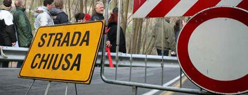 La provinciale 201 di Vaie chiusa al traffico dal 27 al 31 gennaio a Borgone di Susa