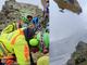 Ceresole Reale, escursionista precipita dal sentiero: interviene il Soccorso Alpino