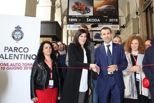 """Salone dell'Auto tra le piazze di Torino. Levy: """"Una grande festa dinamica"""""""