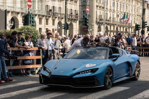 """Un'auto a guida autonoma taglierà il nastro di Parco Valentino: """"Uniamo tradizione e innovazione"""""""