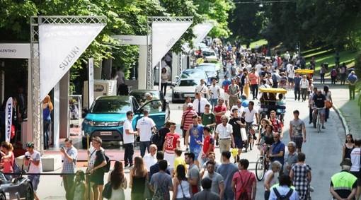 Si è chiusa con oltre 650mila visitatori la seconda edizione del Salone dell'Auto di Torino