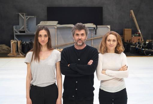 Pascal Rambert Sara Bertelà e Anna Della Rosa
