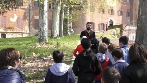 Amici del Real Castello, visita guidata al Parco del Castello di Moncalieri