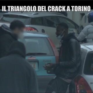 Lo spaccio di droga a Torino nel servizio delle Iene