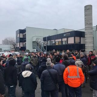 Lunedì sciopero alla Alpitel di Moncalieri