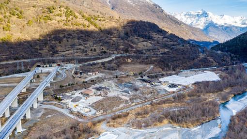 Dalla Torino-Lione una possibile soluzione per i materiali abbandonati da 30 anni a Salbertrand