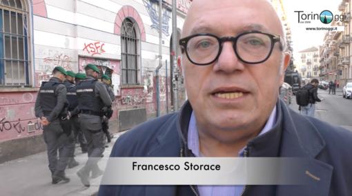 "Francesco Storace attacca Appendino: ""A Torino emergenza sicurezza e sindaca insensibile a certi episodi"" [VIDEO]"