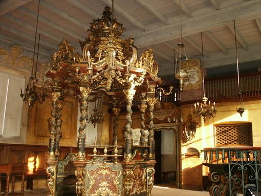 Carmagnola, dopo le ferie estive si riapre alle visite la sinagoga di via Bertini